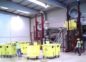 Onsite BioMedical Waste Treatment